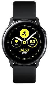 <b>Часы Samsung Galaxy</b> Watch <b>Active</b> — купить по выгодной цене ...