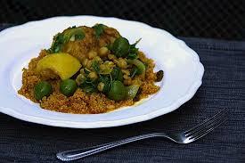 Marvelous Moroccan Chicken (<b>Sally Bee's The Secret</b> Ingredient)