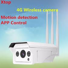 Full <b>Hd 1080p 960p Hd</b> Bullet Ip Camera Wireless Gsm <b>3g 4g</b> Sim ...
