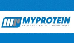 """"""" MY PROTEIN """" """" LA MARCA NUMERO 1 IN EUROPA DI NUTRIZIONE SPORTIVA ONLINE """""""