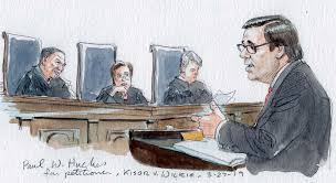 Argument analysis: Justices divided on agency deference doctrine ...