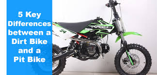 5 Key Differences between a <b>Dirt Bike</b> and a <b>Pit Bike</b> - The Top 10 ...