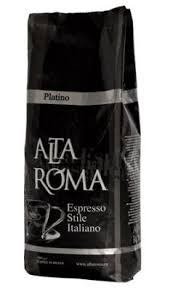 <b>Зерновой кофе Alta Roma</b> Platino 1кг купить - Цена в Москве от ...