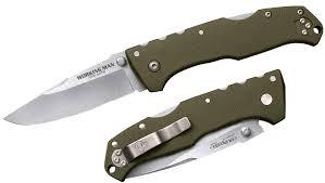 Складной <b>нож</b> Cold <b>Steel</b> Working Man 54NVG, <b>сталь</b> 4116 ...