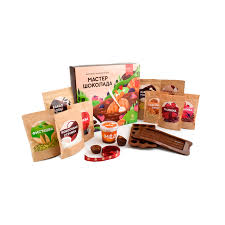 Подарочный <b>набор</b> Вкусное приключение «Мастер <b>шоколада</b> ...