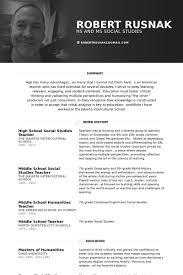 social studies teacher resume samples   visualcv resume samples    high school social studies teacher resume samples