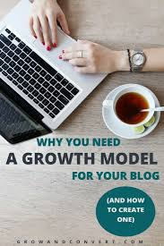 why you need a growth model for your blog and how to create one randomly guessing won t grow your blog here s how to build a growth model