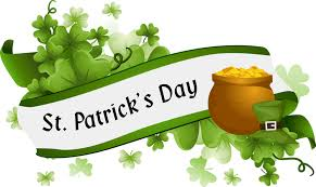 Image result for free vector st patrick's day