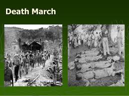 「1942, Martsa ng Kamatayan sa Bataan」の画像検索結果