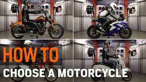 <b>Motorcycle</b> Types for Beginners - How to Choose at RevZilla.com ...