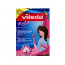 Отзывы о Резиновые <b>перчатки Vileda Style</b> Universal