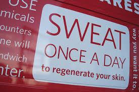 (Sweat)urday