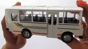 Пазик ПАЗ-32053 модель автобуса.Распаковка и обзор модели ...