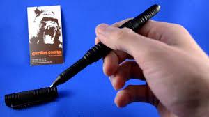 Обзор <b>тактической ручки Boker Plus</b> Tactical Pen - YouTube