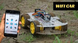 How to Make <b>Mobile Remote Controlled Car</b> with Nodemcu | Indian ...