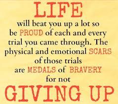 Going Through Trials Quotes. QuotesGram via Relatably.com