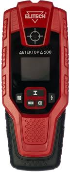 <b>Детектор Elitech Д 100</b> - цена, отзывы, характеристики, 2 видео ...