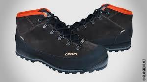 Crispi расширила линейку ботинок <b>Monaco</b> новой облегчённой ...