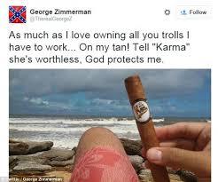 George Zimmerman shares a Barack Obama after uproar over Trayvon ... via Relatably.com