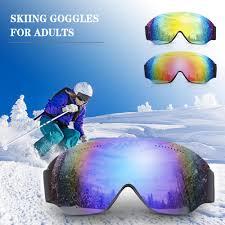 <b>OGT</b> UV Protection <b>Ski Goggles</b> Outdoor Winter Sports Skiing ...