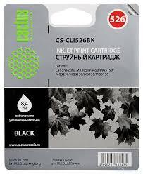 <b>Cactus</b> CS-CLI526BK <b>картридж</b> струйный черный для Canon ...