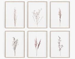 <b>Plant</b> wall art | Etsy