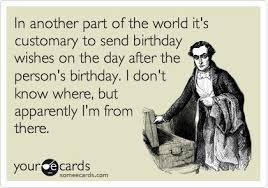 Birthday quotes on Pinterest   Belated Birthday, Happy Birthday ... via Relatably.com