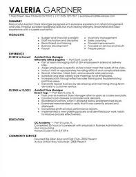 RETAIL ASSISTANT MANAGER RESUME EXAMPLES RELATED , Sample Retail Assistant Manager Resume
