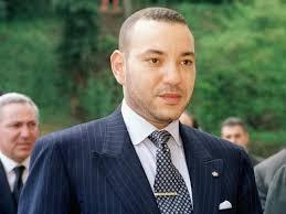 Mohammed VI jong - Mohammed_VI_jong