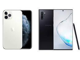 Head-To-Head: Apple iPhone 11 Pro Vs. <b>Samsung Galaxy</b> Note 10
