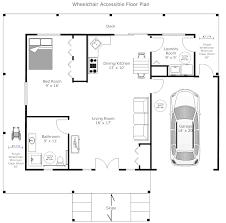 Accessible House Plans   Smalltowndjs comExceptional Accessible House Plans   Wheelchair Accessible Home Floor Plans