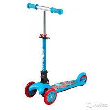 <b>Самокат</b> трехколесный <b>Small</b> Rider Randy Flash купить в ...