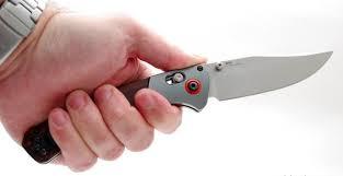 Надежный и красивый <b>складной нож</b> от компании <b>Benchmade</b> ...