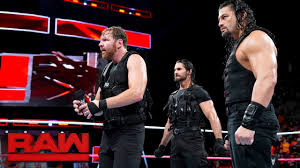 The Shield <b>arrive</b> on Raw looking for a fight: Raw, Oct. 16, <b>2017</b> ...