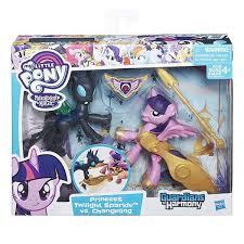 <b>Игрушка Hasbro My</b> Little Pony 2 фигурки с артикуляцией Игрушка ...