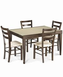 glass top dining sets