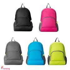 Outdoor <b>Collapsible Backpack</b> Hiking Mountaineering <b>Bag</b> ...