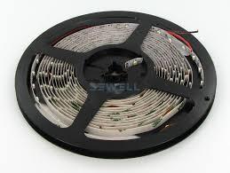 LED Light Strip, Adhesive Back, 300 LEDs, Warm White, <b>5 M</b> x <b>8 mm</b> ...