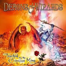 <b>Demons</b> & <b>Wizards</b> - <b>Touched</b> By The Crimson King | Discogs