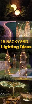 lighting in garden. best 25 outdoor garden lighting ideas on pinterest fairy lights and solar in