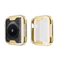 <b>Чехол</b> для экрана для <b>Apple</b> Watch 3/2/1 38 мм 42 мм мягкий ТПУ ...