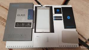 <b>Защитное стекло brosco для</b> смартфона Sony xz купить в Москве ...