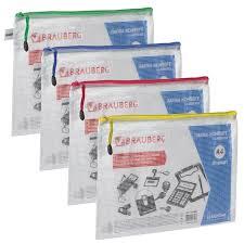 Купить <b>Папка</b>-<b>конверт на</b> молнии А4 (335х243 мм), молния ...