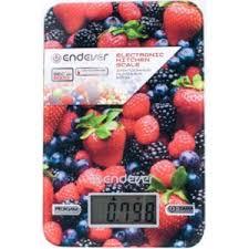 <b>Весы кухонные Endever</b> Ks-528 с ягодками | Отзывы покупателей