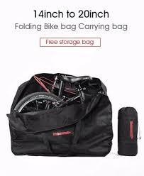 "<b>Rhinowalk</b> Bike Storage Bag 14"" <b>16</b>"" <b>20</b>"" Folding Bicycle Carrying ..."