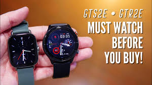 <b>Amazfit</b> GTS <b>2E</b> and <b>GTR 2E</b> Review! Cheaper But Is It Better ...