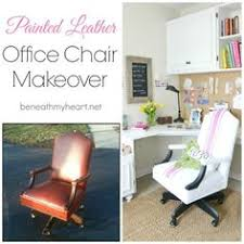 did you know you can paint leather this leather chair transformation using pantone color of can you paint leather furniture