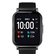 Haylou LS02 Black Smart Watches Sale, Price & Reviews | Gearbest