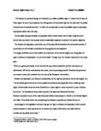 human rights essay   freedom to protest and extradition case    page  zoom in