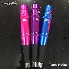 2018 Maquina Tatuagem Tatuagem <b>Tattoo</b> Machines Rotary ...
